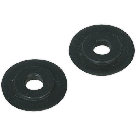 Sealey AK50581B Cutter Wheel for AK5050 Pack of 2