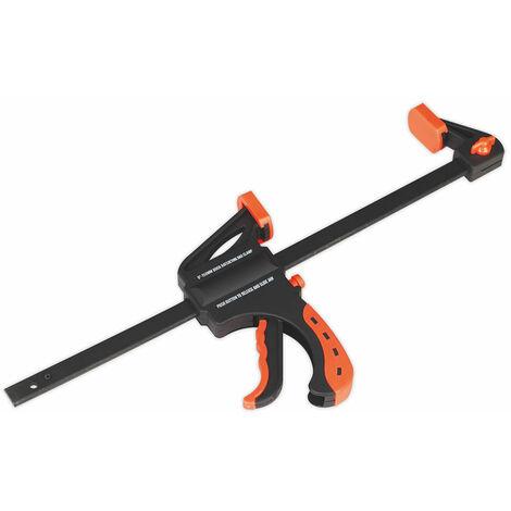 Sealey AK6102 Ratchet Bar Clamp 300mm