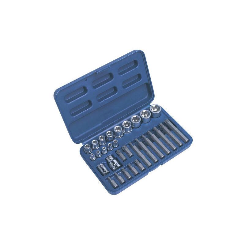 AK619 30pc TRX-Star* Socket & Bit Set - Sealey