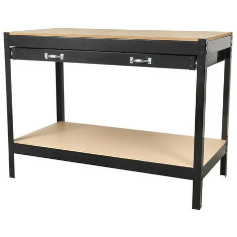 Sealey AP12160 1.2mtr Workbench with Drawer