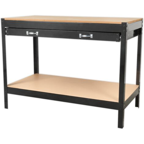 Sealey AP12160 Workbench with Drawer 1.2m