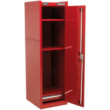 Sealey AP33519 Hang-On Locker - Red