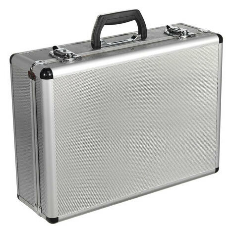 Sealey AP601 Aluminium Tool Case - Radiused Edges