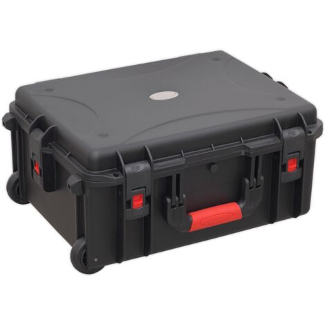 Sealey AP626 Professional Water Resistant Storage Case with Extendable Handle - 550mm