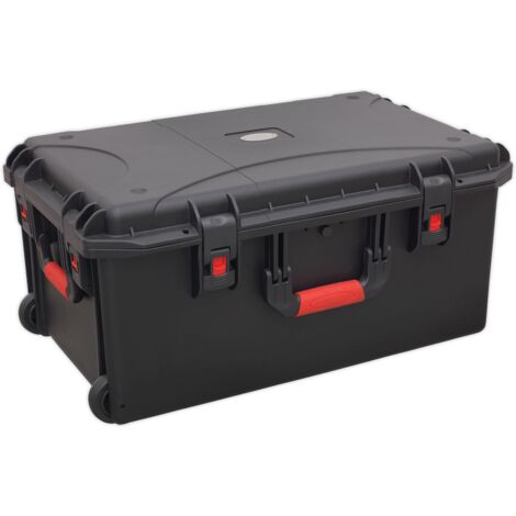 Sealey AP627 Professional Water Resistant Storage Case with Extendable Handle - 710mm