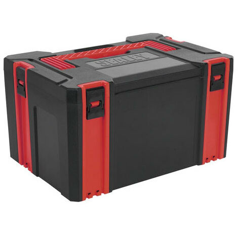 Sealey AP8250 Large ABS Stackable Click Together Toolbox