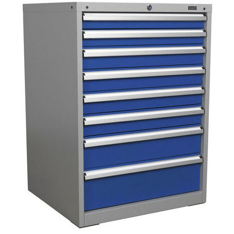 Sealey API7238 8 Drawer Industrial Cabinet