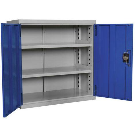 Sealey APICCOMBOH2 900mm Industrial Cabinet 3 Shelf