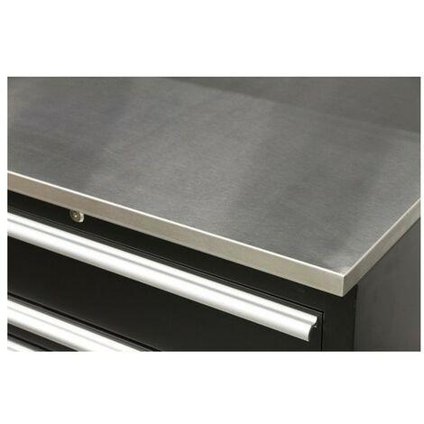 Sealey APMS08 Stainless Steel Worktop 775mm