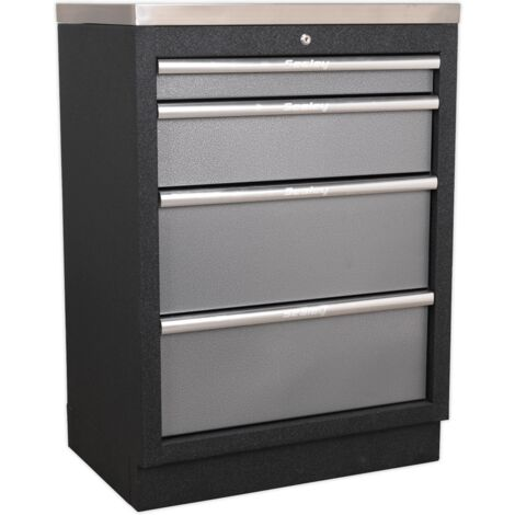 Sealey APMS51 Modular 4 Drawer Cabinet 680mm