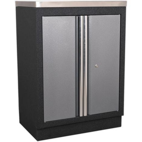 Sealey (APMS52) Modular 2 Door Floor Cabinet 680mm