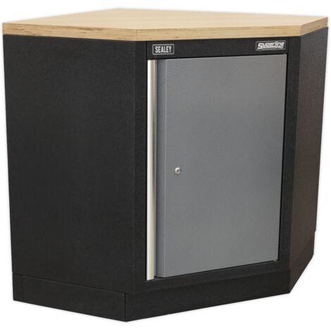 Sealey (APMS60) Modular Corner Floor Cabinet 865mm