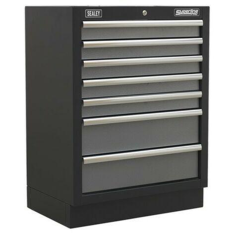 Sealey APMS62 Modular 7 Drawer Cabinet 680mm