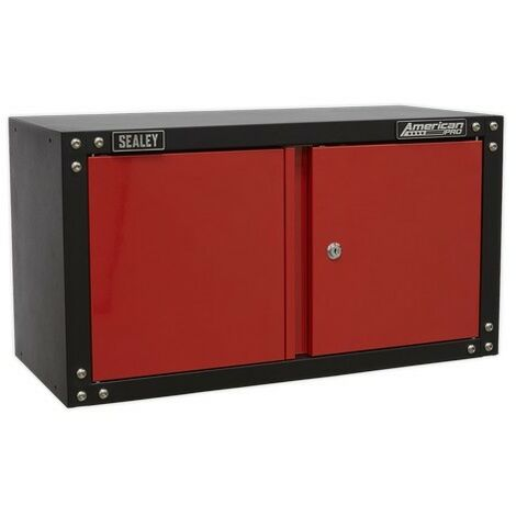 Sealey APMS85 Modular 2 Door Wall Cabinet 665mm