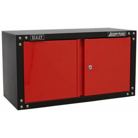 Sealey APMS85 Modular 2 Door Wall Cabinet 665mm