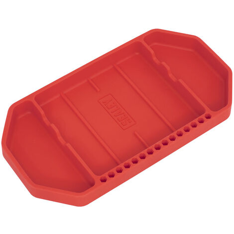 Sealey APNST1 Flexible Tool Tray Non-Slip - 275 x 140 x 30mm