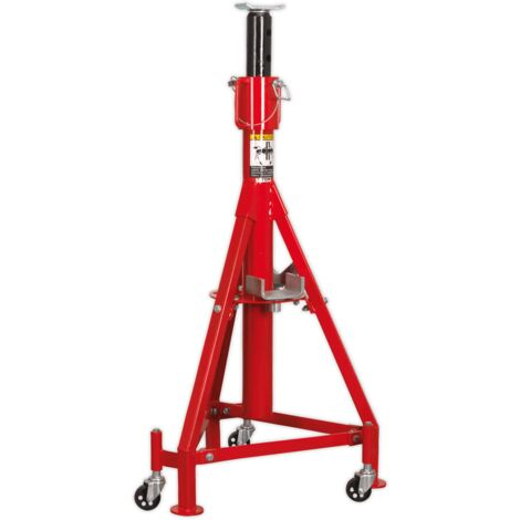 Sealey ASC70 High Level Commercial Vehicle Support Stand 7 tonne