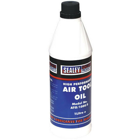 Sealey ATO1000S 1ltr Air Tool Oil