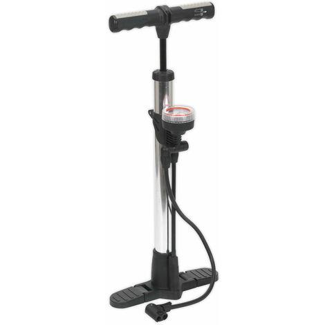 Sealey BC110 Workshop Pump - Bicycle