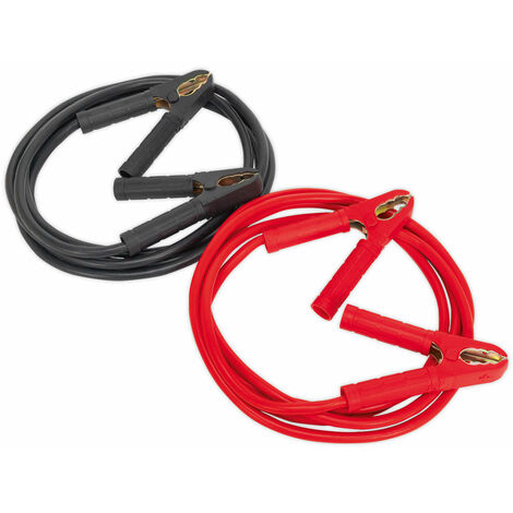 Sealey BC3545 Booster Cables 35mm² x 4.5mtr CCA 480Amp CE & TUV/GS Approved