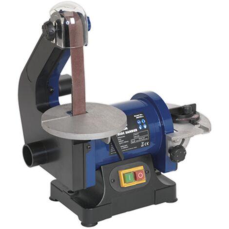"""main image of """"Sealey Belt/Disc Sander 25 x 762mm/125mm 250W/230V"""""""