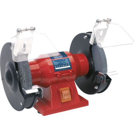 """main image of """"Sealey BG150CX Workshop Bench Grinder 150mm 150 Watt Twin Wheel 240 Volt"""""""