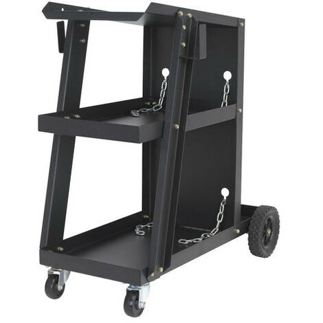 Sealey BTR4 Universal Trolley for Portable MIG Welders