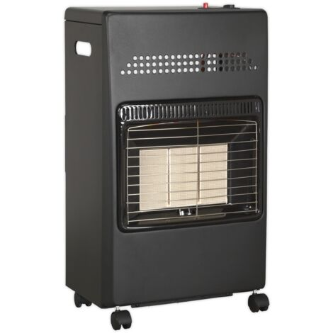 """main image of """"Sealey Cabinet Gas Heater 4.2kW"""""""