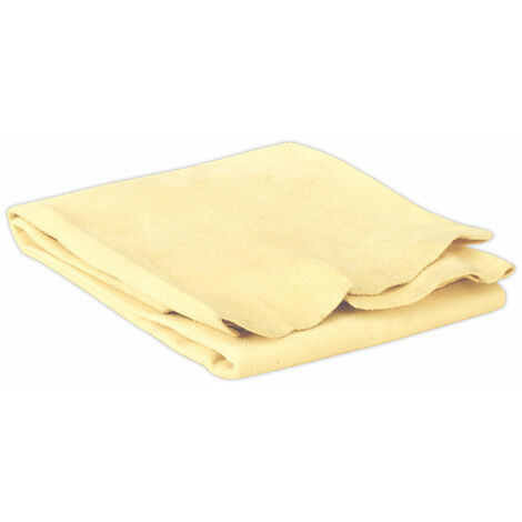 Sealey CC72 Genuine Chamois Leather 2.5ft²