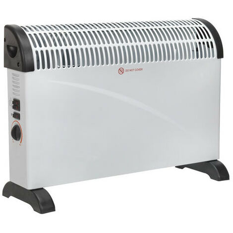 Sealey CD2005T 2000W Turbo Fan Convector Heater with Thermostat
