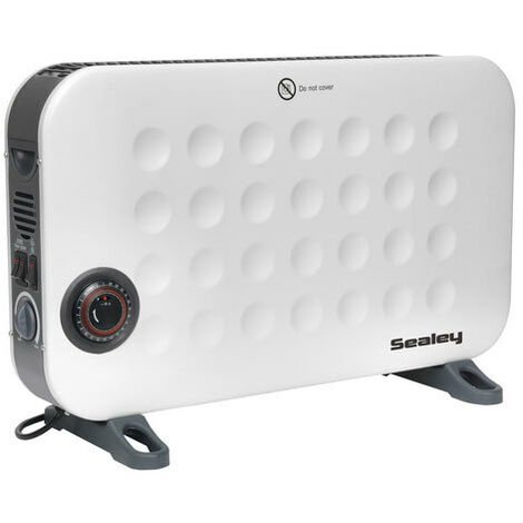 Sealey CD2013TT 2000W Convector Heater with Turbo & Timer