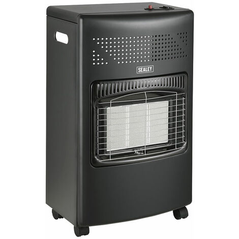 Sealey CH4200 Cabinet Gas Heater 4.2kW