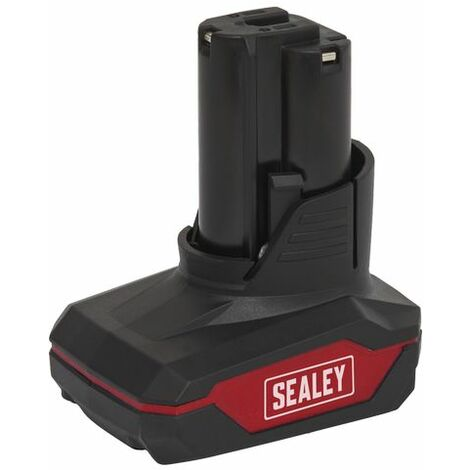 Sealey CP1200BP4 Power Tool Battery 12V 4Ah Li-ion for CP1200 Series