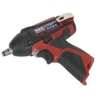 """Sealey CP1204 Impact Wrench 12V 3/8""""Sq Drive 80Nm - Body Only"""