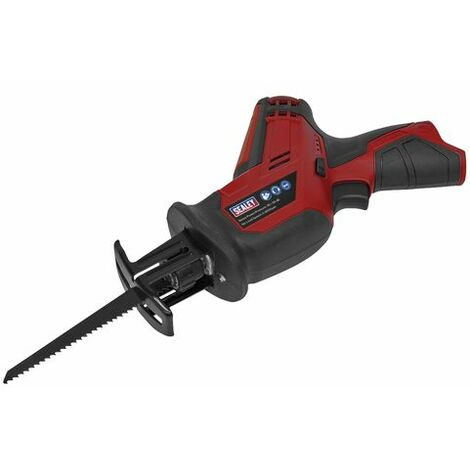 Sealey CP1208 Cordless Reciprocating Saw 12V - Body Only