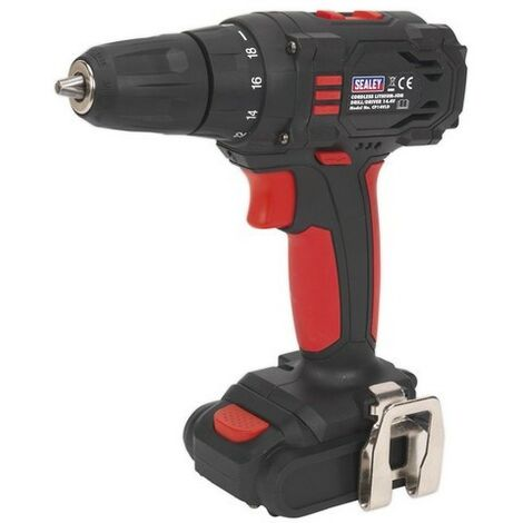 Sealey CP14VLD Cordless Lithium-ion 10mm Drill/Driver 14.4V 1.3Ah 2-Speed