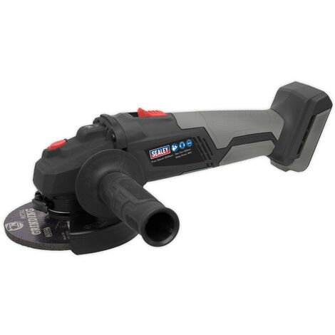 Sealey CP20VAGX Brushless Angle Grinder 115mm 20V - Body Only