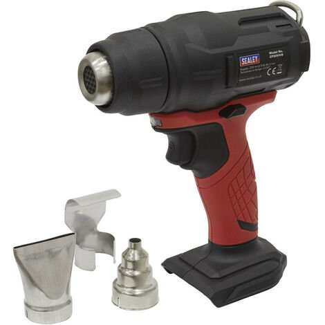 Sealey CP20VHG Cordless Hot Air Gun 20V - Body Only