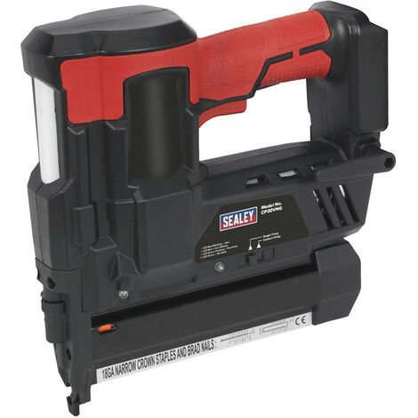 Sealey CP20VNG Cordless Nail/Staple Gun 18G 20V Lithium-ion - Body Only