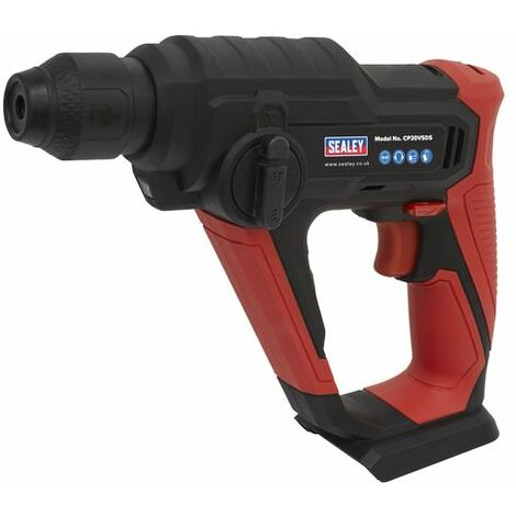 Sealey CP20VSDS Rotary Hammer Drill 20V SDS Plus - Body Only