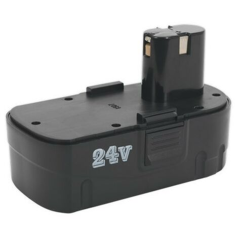 Sealey CP2450MHBP Power Tool Battery 24V 2Ah Ni-MH for CP2450MH