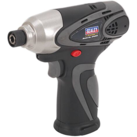 "Sealey CP6013 Impact Driver 1/4""Hex Drive 117Nm 14.4V Li-ion- Body Only"