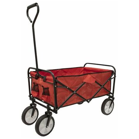 """main image of """"Sealey CST802 Canvas Trolley 70kg Capacity Foldable"""""""
