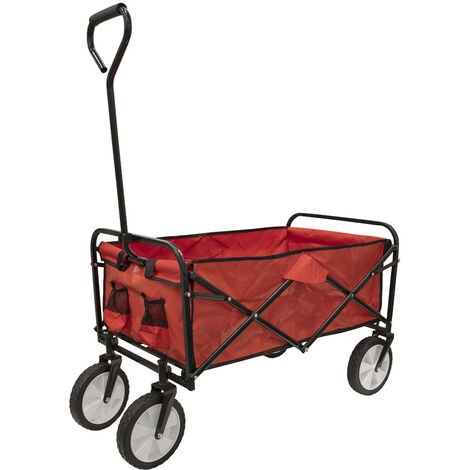 Sealey CST802 Canvas Trolley 70kg Capacity Foldable