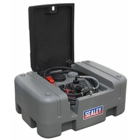 Sealey D200T Portable Diesel Tank 200ltr 12V