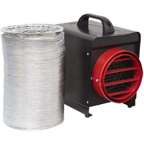 Sealey DEH3001 Industrial Fan Heater 3kW
