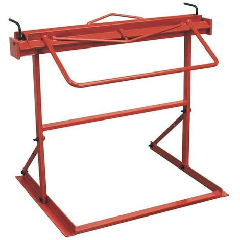 Sealey DF910 910mm Floor Standing Sheet Metal Folder