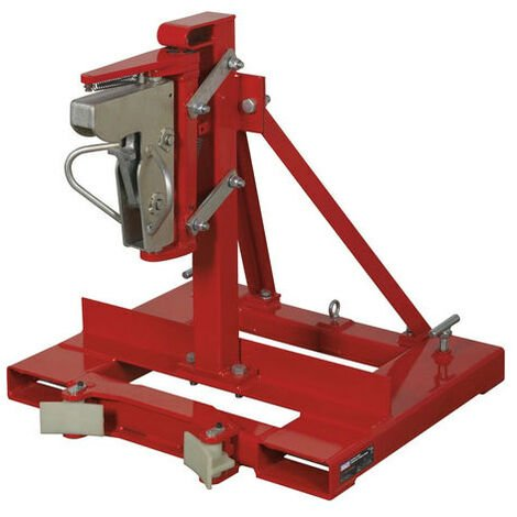 Sealey DG06 Gator Grip Forklift Drum Grab 400kg Capacity
