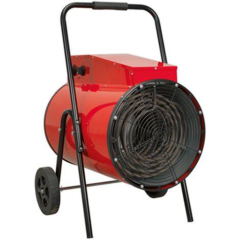 Sealey EH30001 Industrial Fan Heater 30kW 415V 3ph