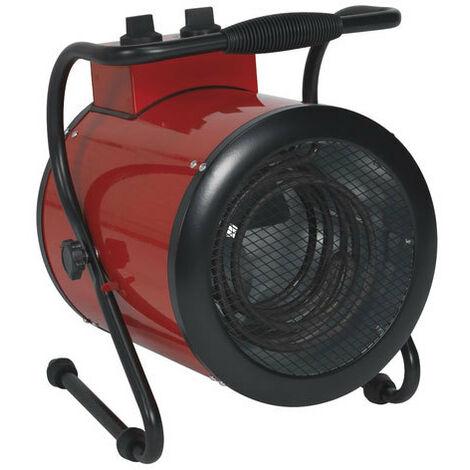 Sealey EH3001 3kW Industrial Fan Heater with 2 Heat Settings